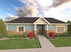 Douglas - Banning Lewis Ranch: Colorado Springs, Colorado - Oakwood Homes Colorado
