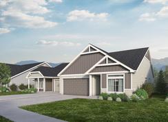 Rose - The Retreat in Banning Lewis Ranch: Colorado Springs, Colorado - Oakwood Homes Colorado