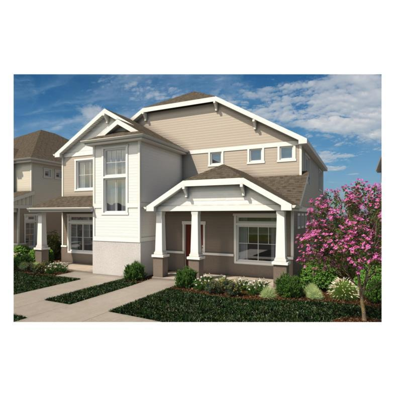 Exterior featured in the ARIANA (S.2) By Oakwood Homes Utah in Provo-Orem, UT