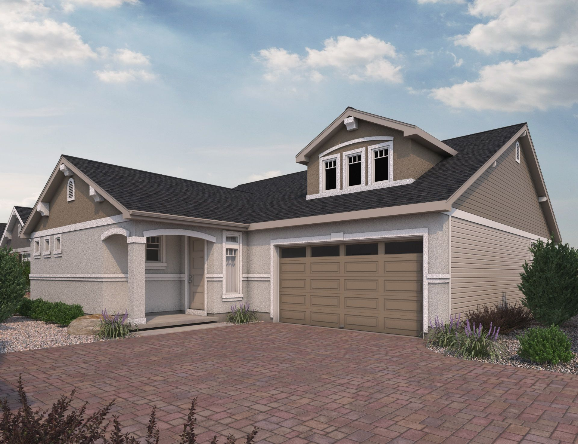Exterior featured in the Aspen By OakwoodLife in Denver, CO