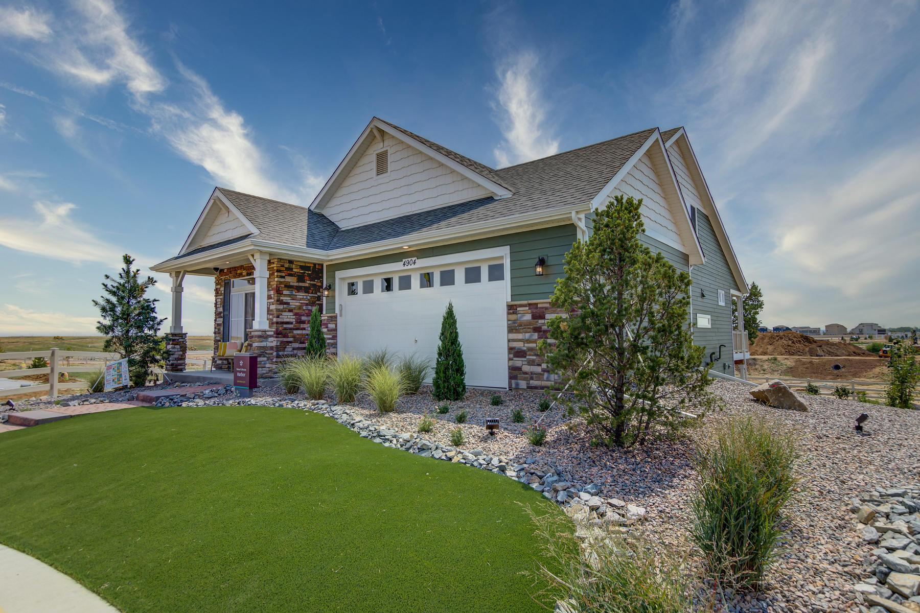 Exterior featured in the Harbor By OakwoodLife in Denver, CO