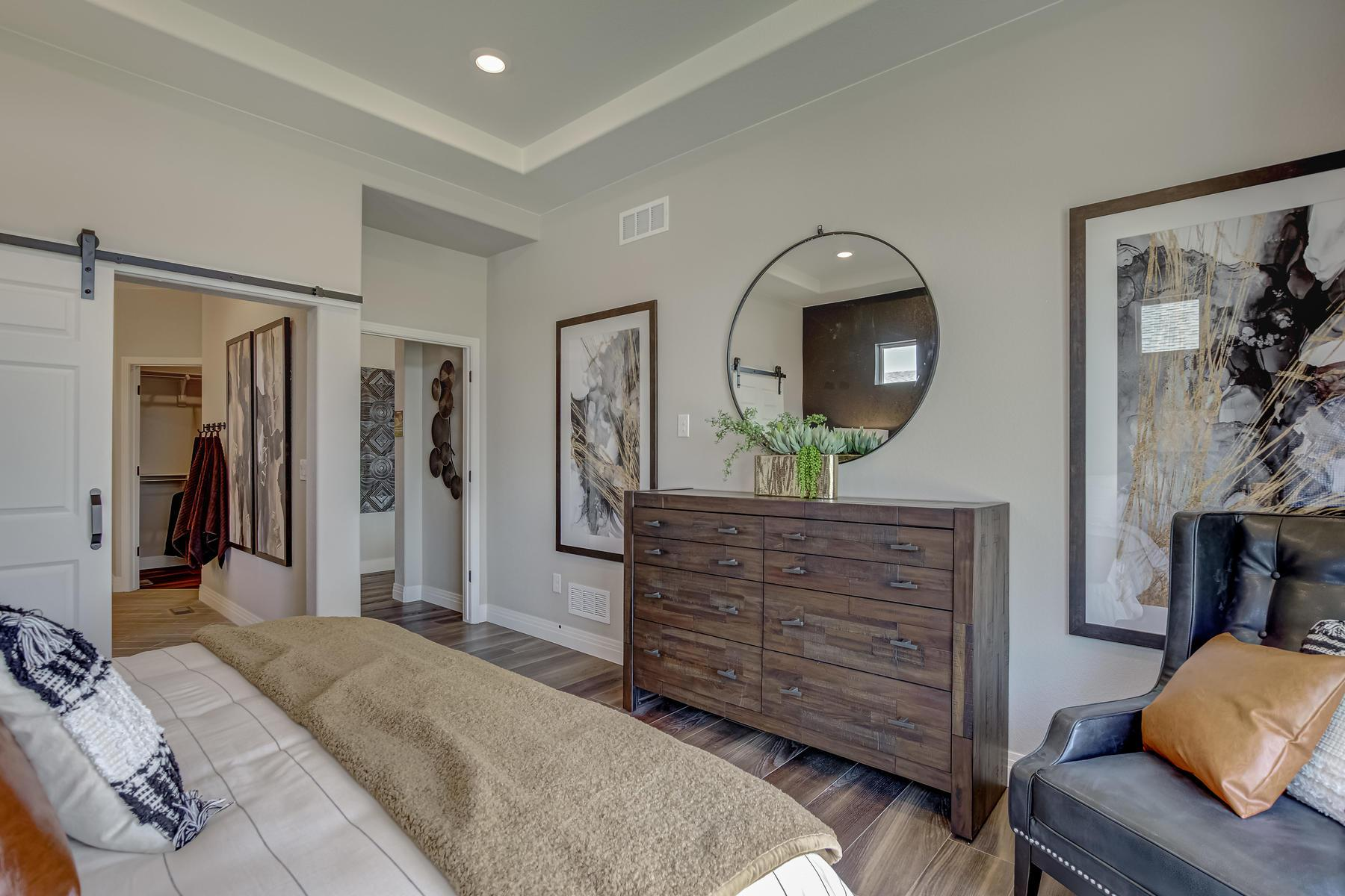 Bedroom featured in the Oasis By OakwoodLife in Denver, CO