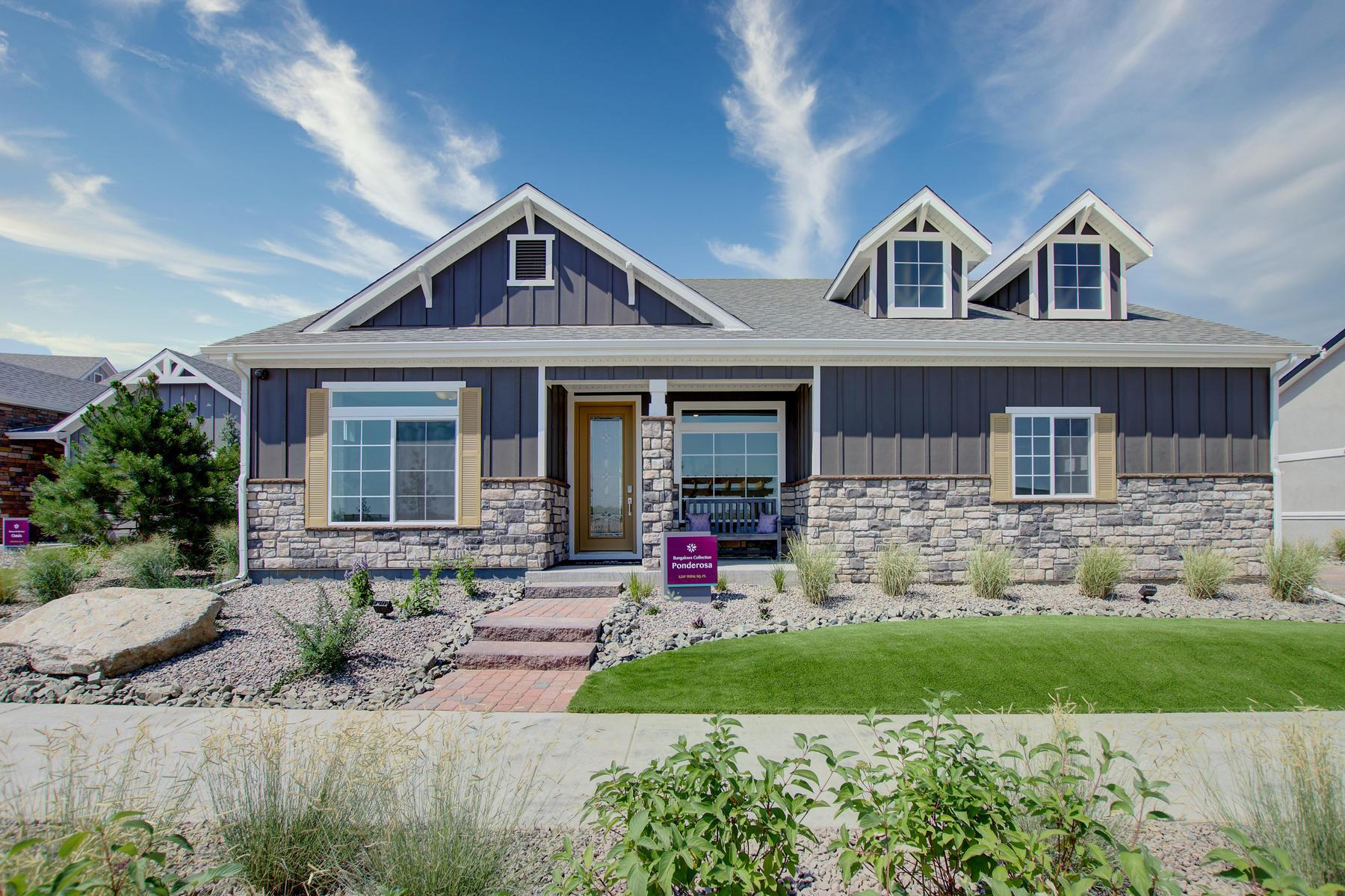 Exterior featured in the Ponderosa By OakwoodLife in Denver, CO