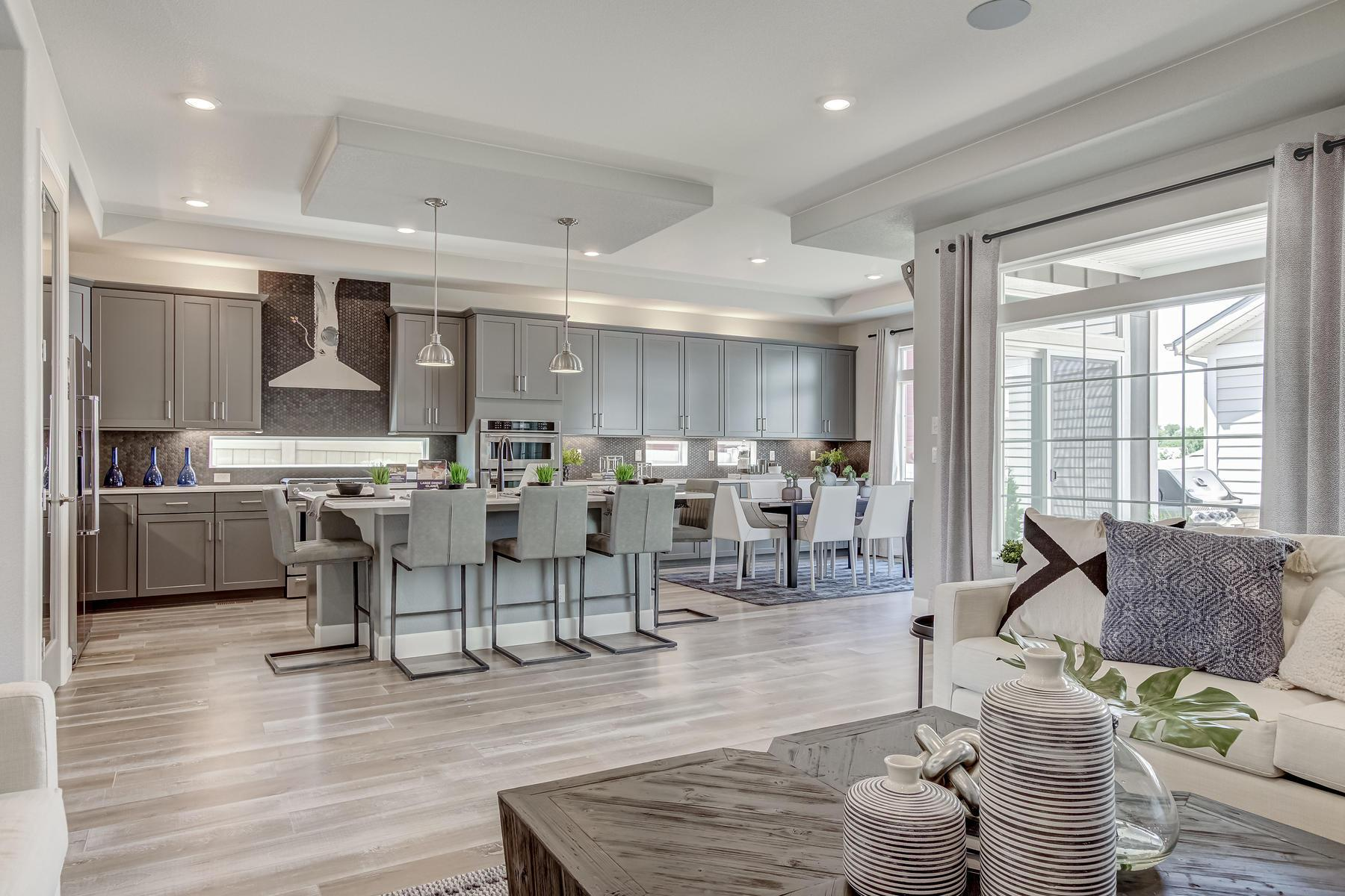 Living Area featured in the Ponderosa By OakwoodLife in Denver, CO