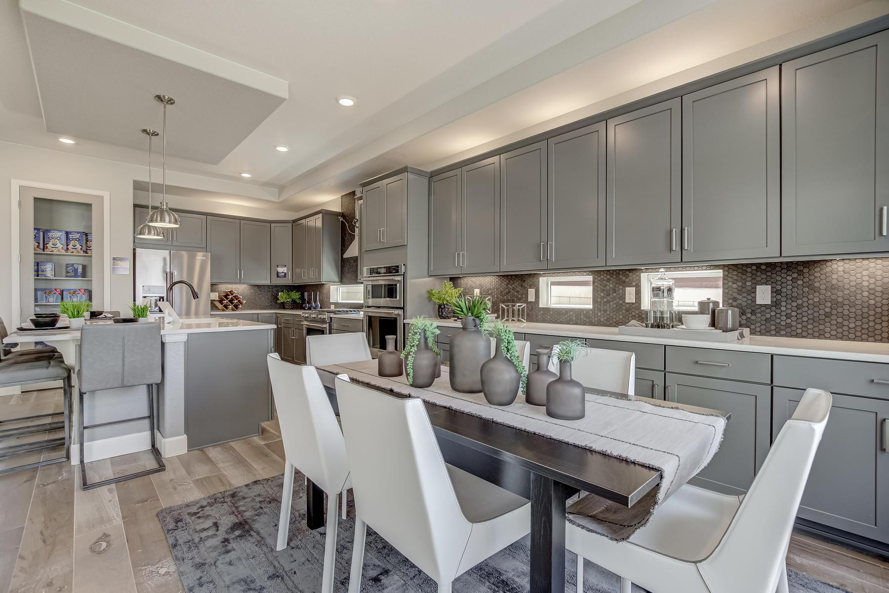 Kitchen featured in the Ponderosa By OakwoodLife in Denver, CO