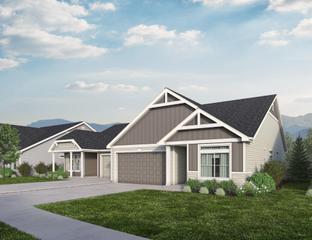 Rose - The Retreat in Banning Lewis Ranch: Colorado Springs, Colorado - OakwoodLife