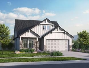 Haven - The Retreat in Banning Lewis Ranch: Colorado Springs, Colorado - OakwoodLife
