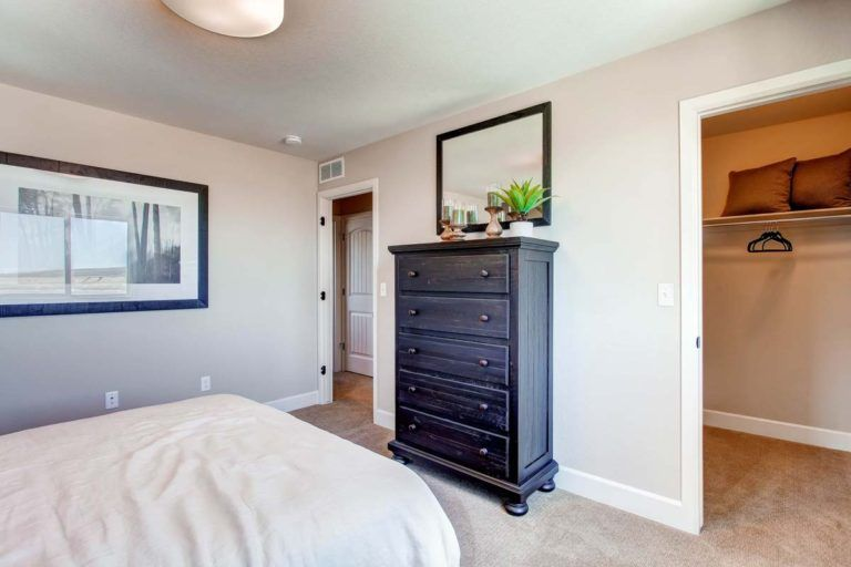 Bedroom featured in the Telega By Oakwood Homes in Colorado Springs, CO