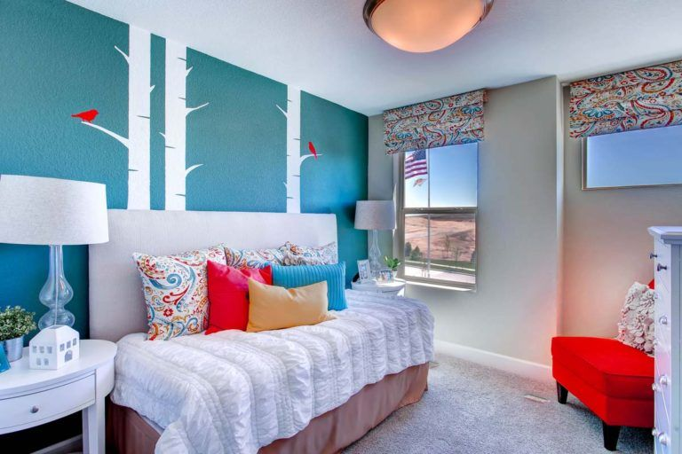 Bedroom featured in the Volante By Oakwood Homes in Colorado Springs, CO
