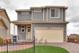 Hudson - Banning Lewis Ranch: Colorado Springs, Colorado - Oakwood Homes