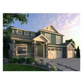 Ouray - The Enclave: Denver, Colorado - Oakwood Homes