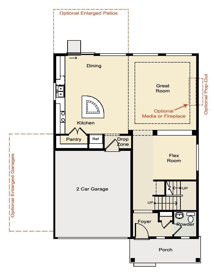 Oakwood homes colorado springs floor plans home review for Oakwood floor plans