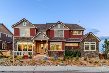 banning lewis ranch in colorado springs co new homes