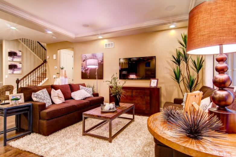Living Area featured in the Gunnison By Oakwood Homes Colorado in Fort Collins-Loveland, CO