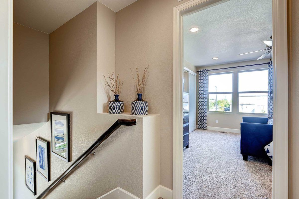 Living Area featured in the Chaise By Oakwood Homes Colorado in Denver, CO