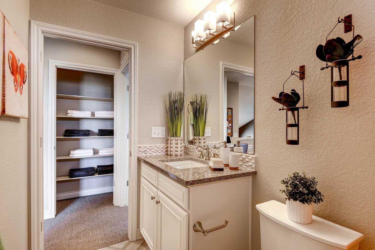 Bathroom featured in the Telega By Oakwood Homes Colorado in Denver, CO