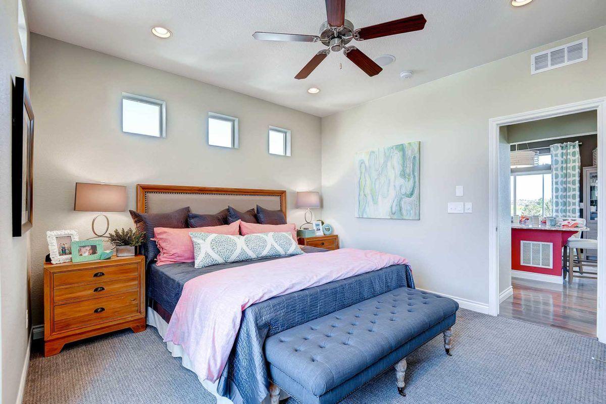 Bedroom featured in the Telega By Oakwood Homes Colorado in Denver, CO