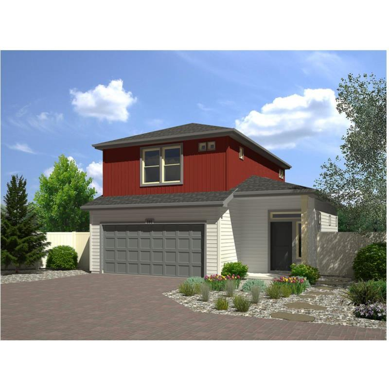 Exterior featured in the Chaise By Oakwood Homes Colorado in Denver, CO