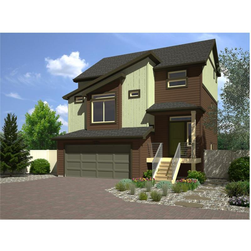 Exterior featured in the Telega By Oakwood Homes Colorado in Denver, CO