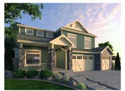 Ouray - The Enclave: Denver, Colorado - Oakwood Homes Colorado