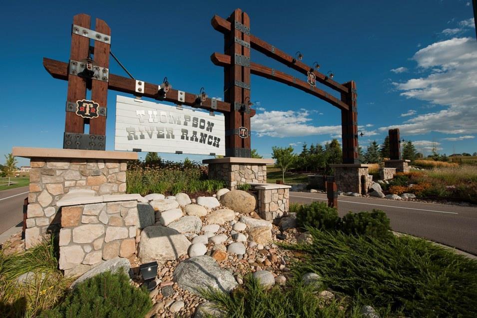 'Thompson River Ranch' by Oakwood Homes - Denver in Fort Collins-Loveland