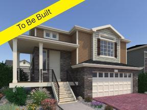 Exterior featured in the Croydon By Oakwood Homes in Fort Collins-Loveland, CO