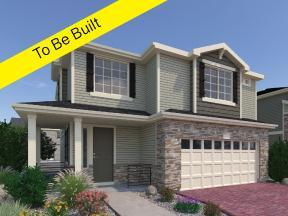 Exterior featured in the Randem By Oakwood Homes in Fort Collins-Loveland, CO