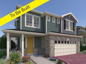 Exterior featured in the Surrey By Oakwood Homes Colorado in Fort Collins-Loveland, CO