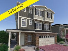 Exterior featured in the St. Julien By Oakwood Homes Colorado in Fort Collins-Loveland, CO
