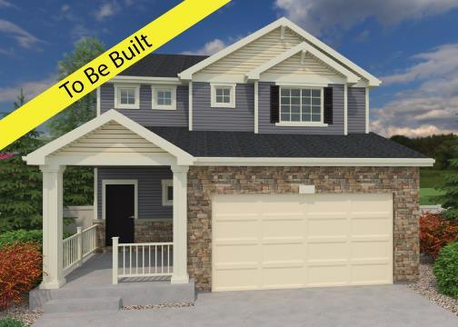 Exterior featured in the Kearney By Oakwood Homes Colorado in Fort Collins-Loveland, CO