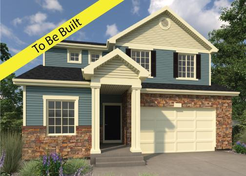 Exterior featured in the Granby By Oakwood Homes Colorado in Fort Collins-Loveland, CO