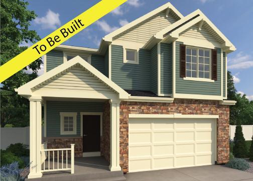 Exterior featured in the Hudson By Oakwood Homes Colorado in Fort Collins-Loveland, CO