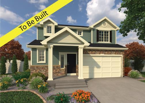 Exterior featured in the Yampa By Oakwood Homes Colorado in Fort Collins-Loveland, CO