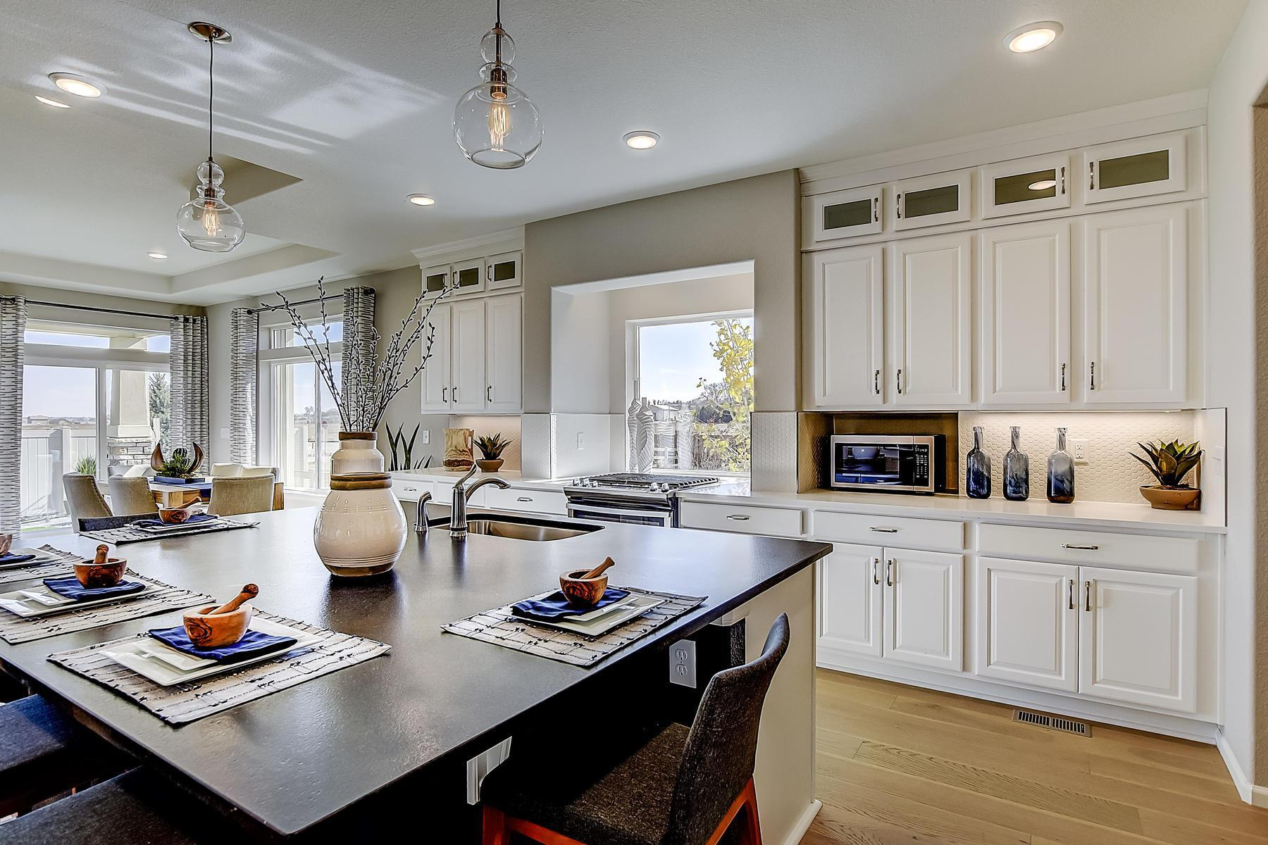Kitchen featured in the Springfield By Oakwood Homes Colorado in Fort Collins-Loveland, CO
