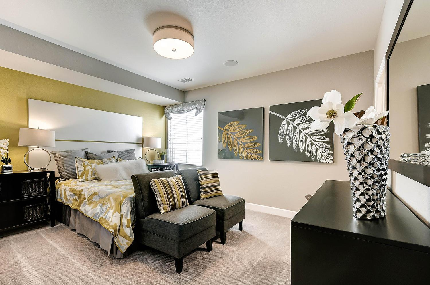 Bedroom featured in the Yampa By Oakwood Homes Colorado in Fort Collins-Loveland, CO