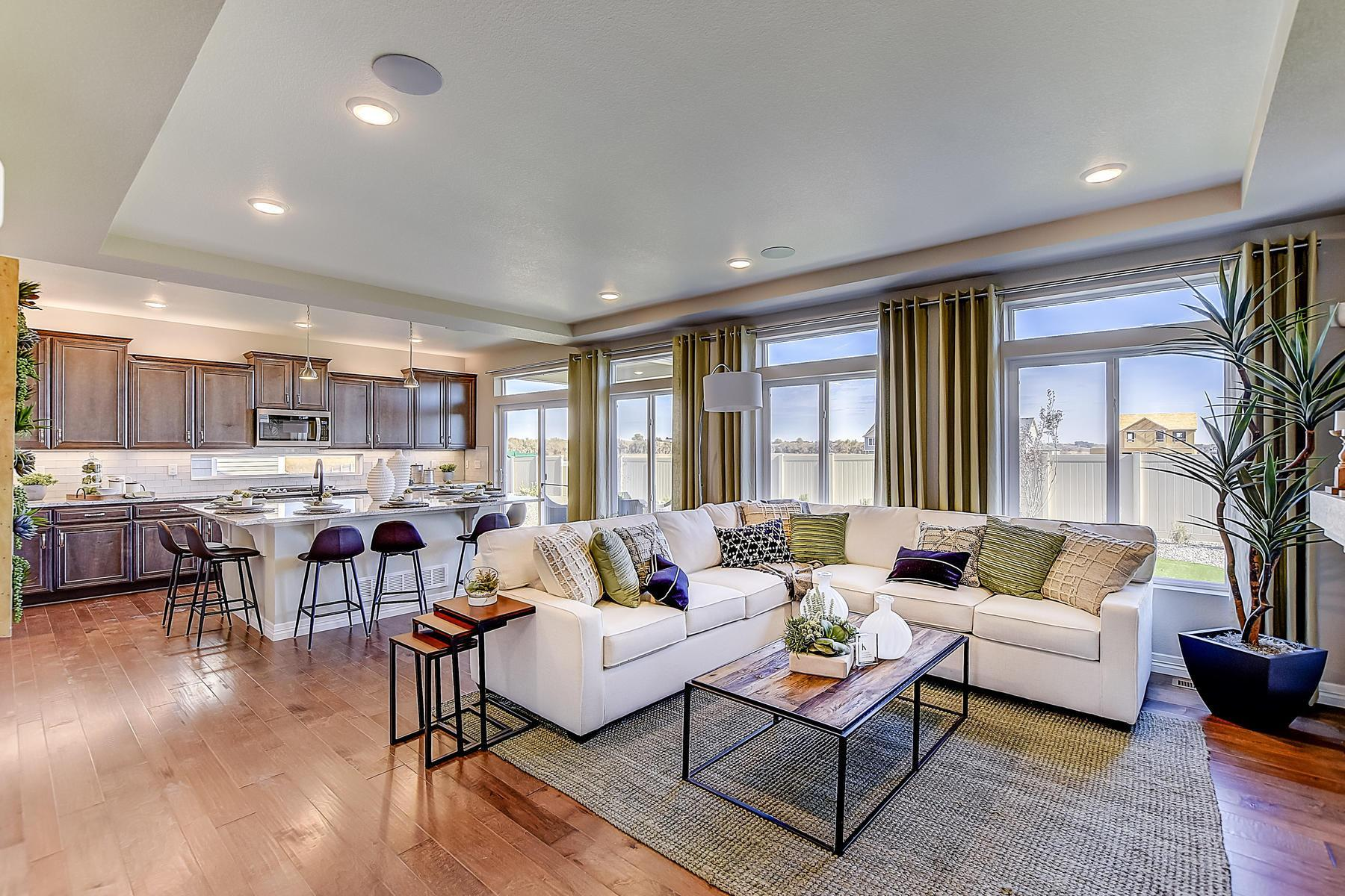 Living Area featured in the Lansford By Oakwood Homes Colorado in Fort Collins-Loveland, CO