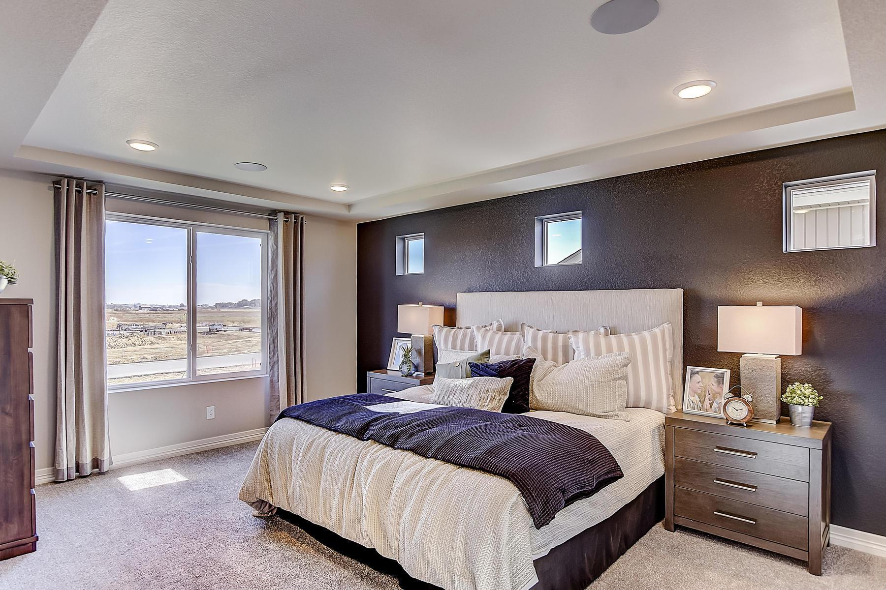 Bedroom featured in the Lansford By Oakwood Homes Colorado in Fort Collins-Loveland, CO