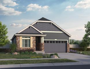 Apex - Erie Highlands: Erie, Colorado - Oakwood Homes