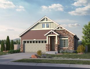 Summit - Green Valley Ranch: Aurora, Colorado - Oakwood Homes