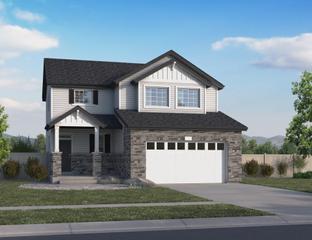 Zenith - Green Valley Ranch: Aurora, Colorado - Oakwood Homes