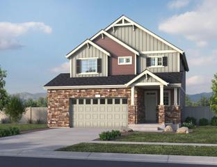 Capstone - Reunion: Commerce City, Colorado - Oakwood Homes