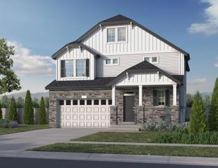 Pinnacle - Reunion: Commerce City, Colorado - Oakwood Homes