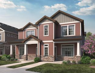 Argento - Reunion: Commerce City, Colorado - Oakwood Homes