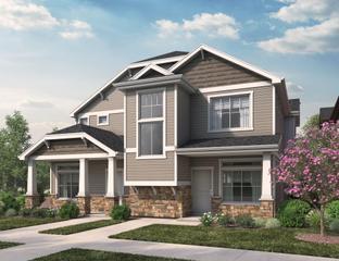 Silvio - Reunion: Commerce City, Colorado - Oakwood Homes