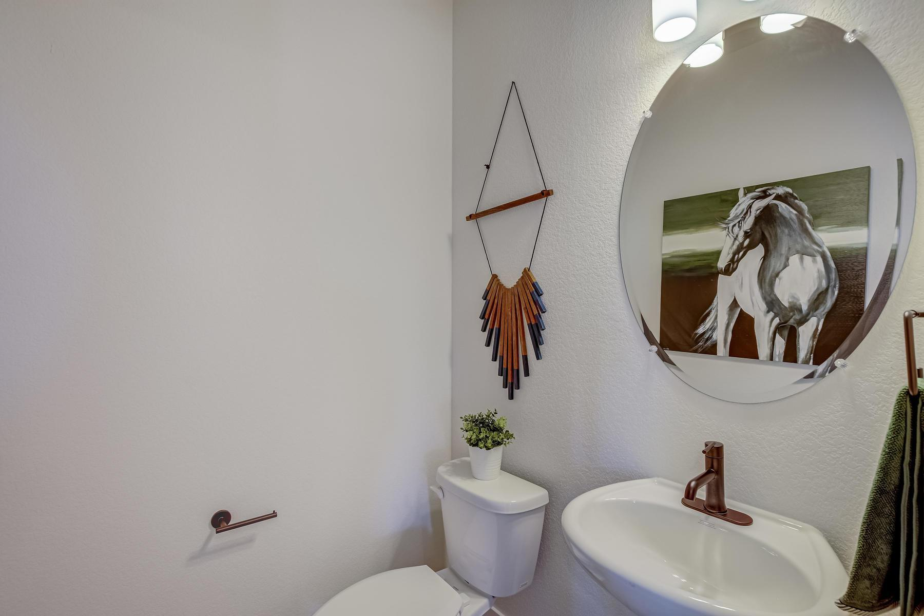 Bathroom featured in the Dillon  By Oakwood Homes Colorado in Denver, CO