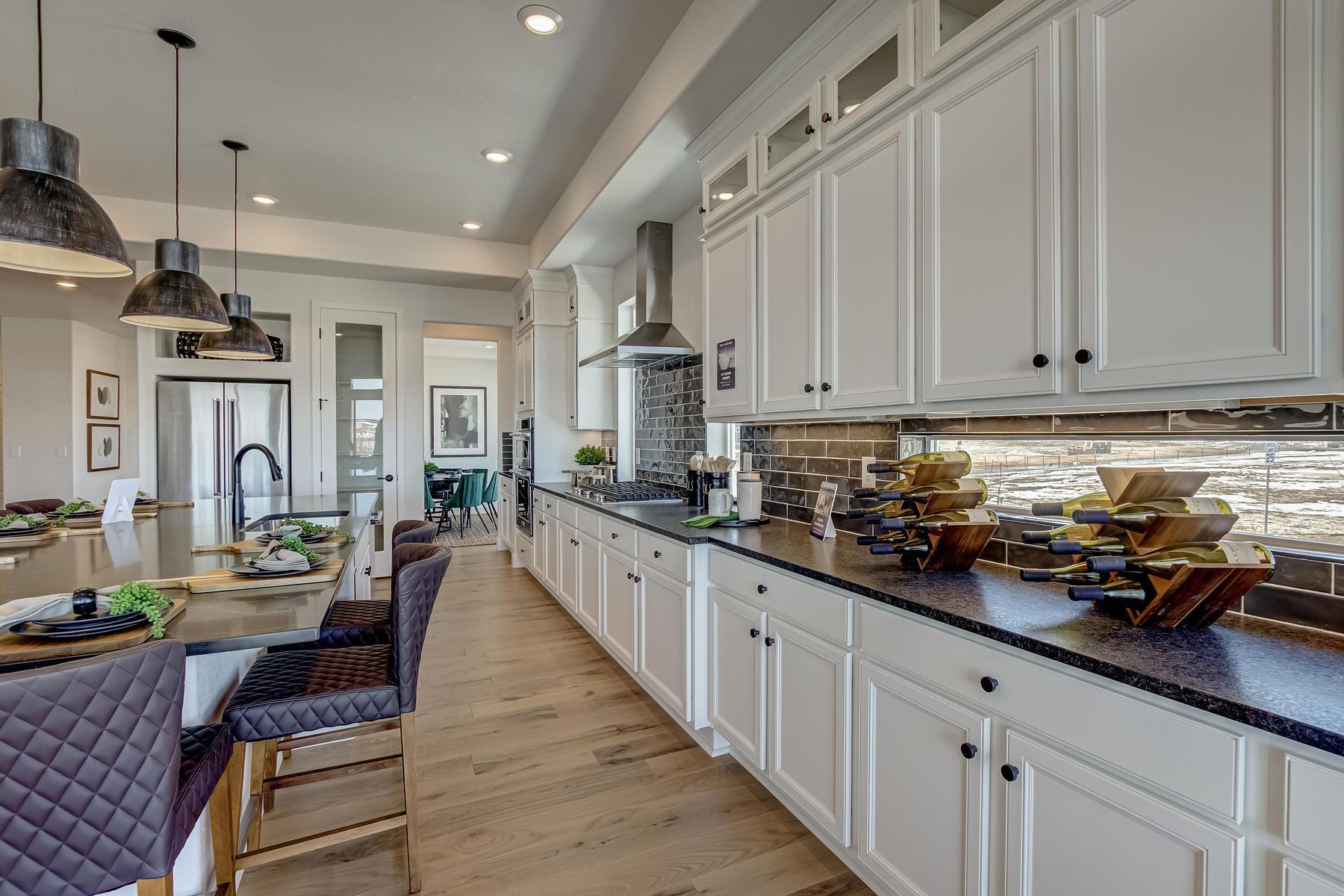 Kitchen featured in the Dillon  By Oakwood Homes Colorado in Denver, CO