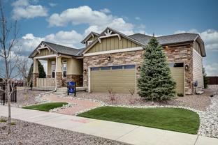Dillon - Green Valley Ranch: Aurora, Colorado - Oakwood Homes
