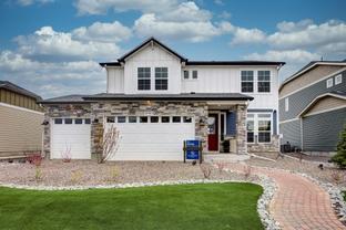 BENNET - Green Valley Ranch: Aurora, Colorado - Oakwood Homes