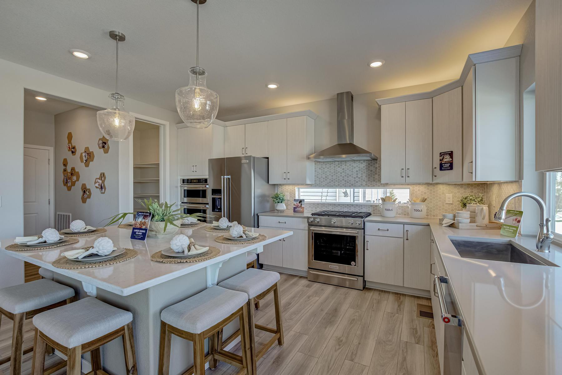 Kitchen featured in the  Branson  By Oakwood Homes in Denver, CO