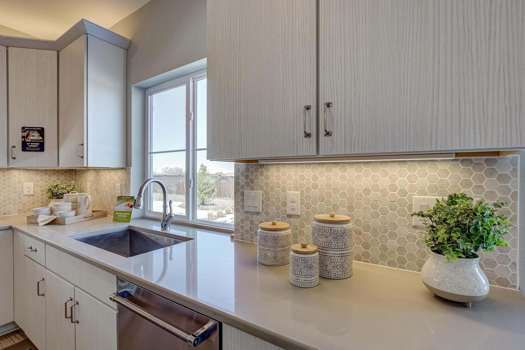 Kitchen featured in the  Branson  By Oakwood Homes Colorado in Denver, CO